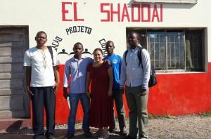 Escola El Shaddai - Trabalho Psicólogos