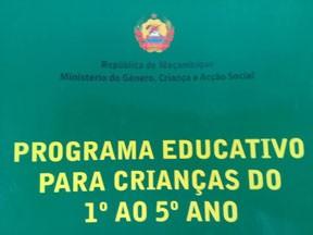 Programa educativo para crianças