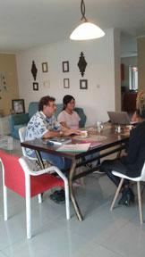 Reunião Projeto Cidadão Jica - Japão