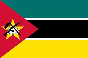 Bandeira Mocambique