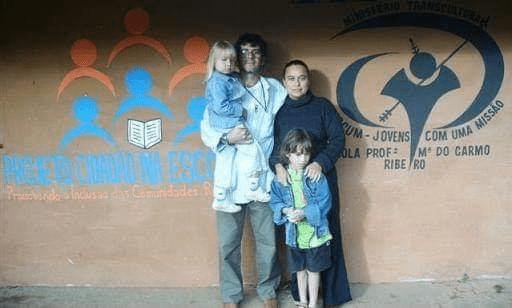 APC - Nilto e Familia