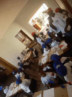 APC - Oficina de Pintura